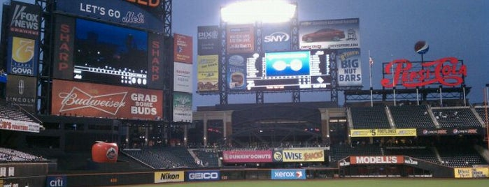 Citi Field is one of Major League Baseball Parks.