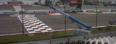 Pocono Raceway is one of My NASCAR.