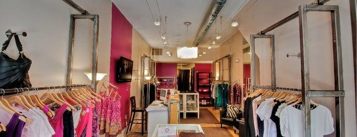Kimberly Boutique is one of Gespeicherte Orte von Medina.