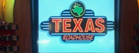 Texas Roadhouse is one of Locais curtidos por Terri.