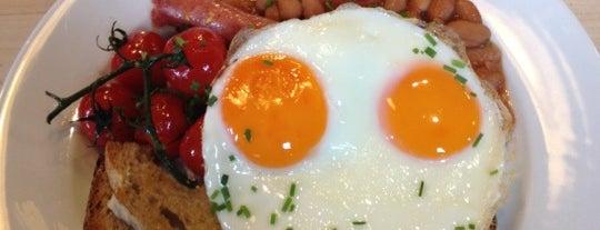 Franze & Evans Cafe Shoreditch is one of Breakfast/Brunch in London.