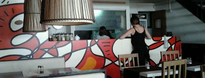 La Clásica Pizza Bar is one of สถานที่ที่บันทึกไว้ของ Gabriel.