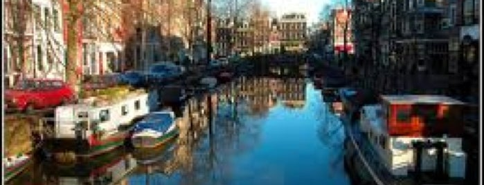 Bloemgracht is one of Amsterdam.