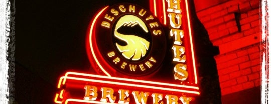 Deschutes Brewery Portland Public House is one of Portlandia 2014.