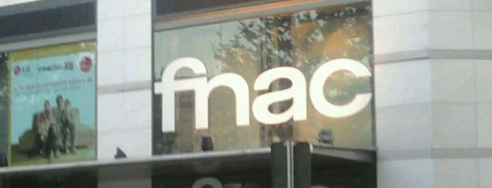 Fnac is one of 2013 - Espanha.