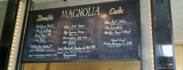 Magnolia Gastropub & Brewery is one of San Francisco Trip.