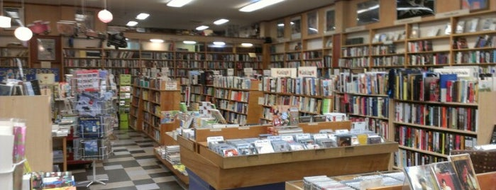 Pegasus Books is one of California.