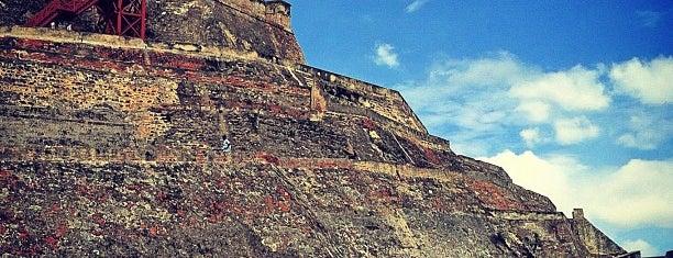 Castillo de San Felipe de Barajas is one of Cartagena de Indias: To-Do.