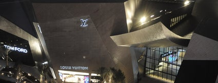 Louis Vuitton is one of Las Vegas Style.