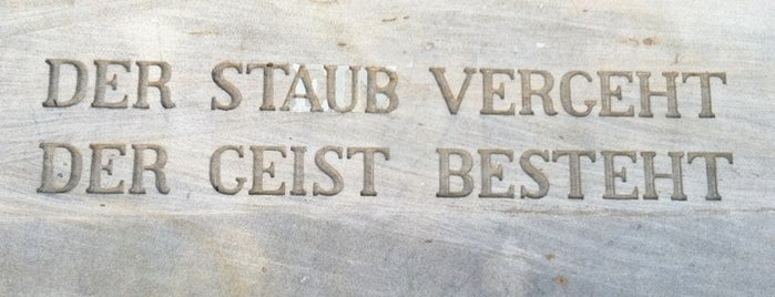 Von Sckell Monument is one of Munich And More Too.