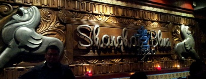 Shanghai Blue 1920 is one of JAKARTA Dining Extravaganza.
