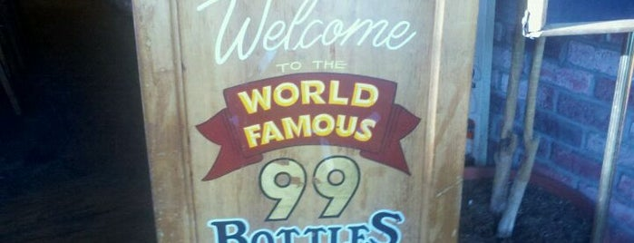 99 Bottles of Beer on the Wall is one of Top Picks for Restaurants/Food/Drink Spots.