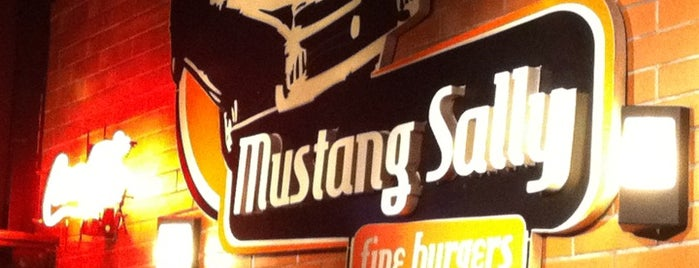 Mustang Sally is one of Lugares Que já dei check in!!!.