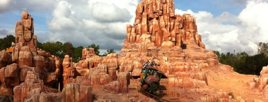 Big Thunder Mountain Railroad is one of My vacation @Orlando.