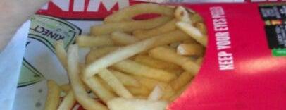McDonald's is one of Lieux sauvegardés par Star.