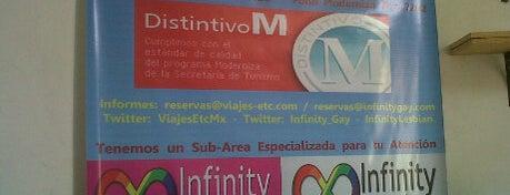 ACGLMX - Asociacion de Comercio Gay Lesbica Mexicana AC is one of Gay Friendly DF.