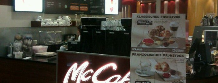McDonald's is one of Coffee & Relax.