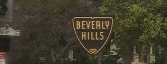 City of Beverly Hills is one of Los Angeles Beach Loop Tour.