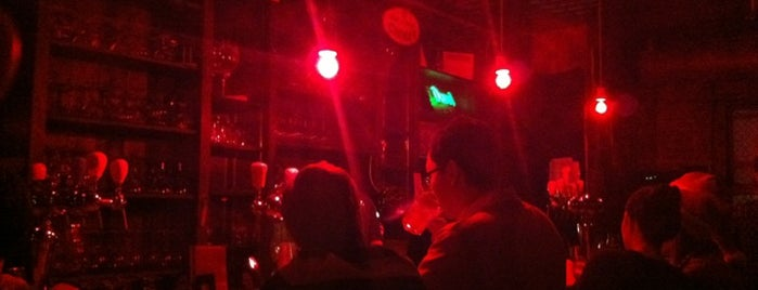 Vol de Nuit is one of Manhattan Bars-To-Do List.