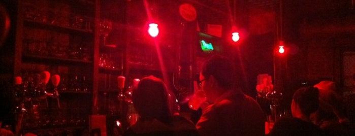 Vol de Nuit is one of Manhattan Bars-To-Do List.
