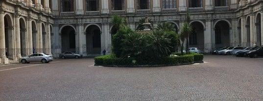 Ministero dell'Economia e delle Finanze is one of Rome.