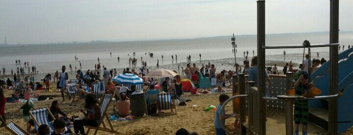 Three Shells Beach is one of Southend.