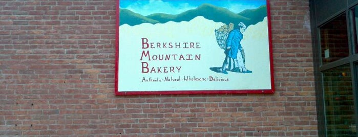 Berkshire Mountain Bakery is one of Lugares guardados de Mary.
