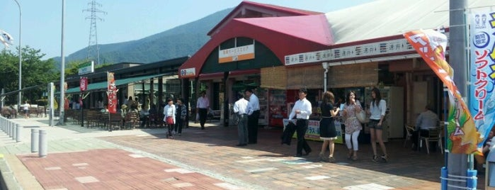 南条SA (上り) is one of Orte, die Shigeo gefallen.
