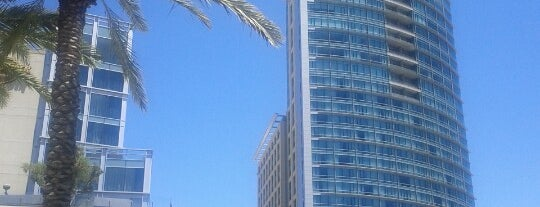Omni San Diego Hotel is one of Stephanie 님이 좋아한 장소.