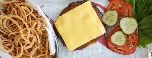 Smashburger is one of #100best dishes and drinks 2011.
