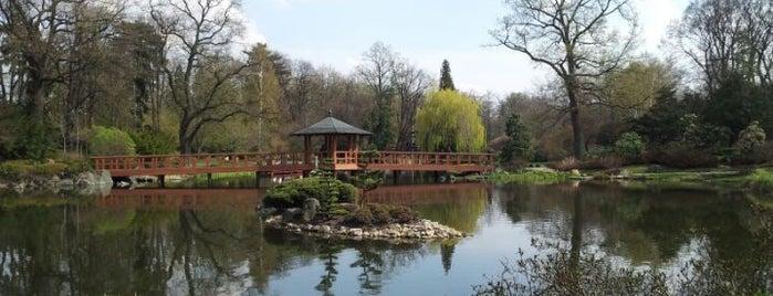 Park Szczytnicki is one of Marta's Liked Places.