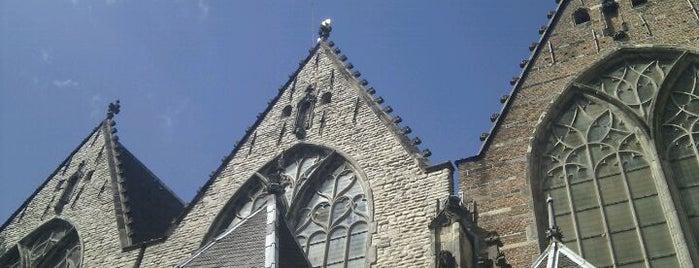 Oude Kerk is one of Amsterdam.