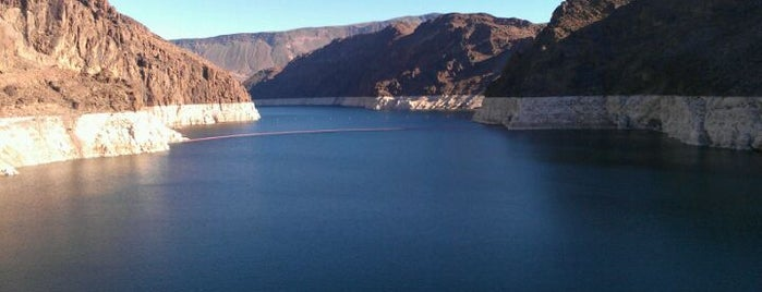Lake Mead is one of Historic Route 66.