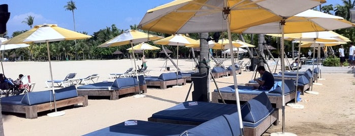 Tanjong Beach Club is one of #myhints4Singapore.