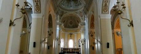 San Juan Bautista Cathedral is one of ♪ En Mi Viejo San Juan ♫.