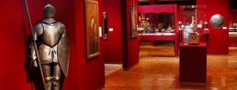Mabee Gerrer Museum is one of Oklahoma's Top Museums.