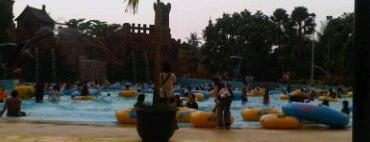 Ocean Park Water Adventure is one of Leisure Channel - BSD City.