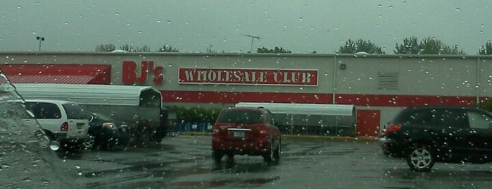 BJ's Wholesale Club is one of Portland, ME.