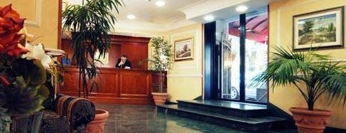 Hotel delle Province is one of Hotel a Roma.