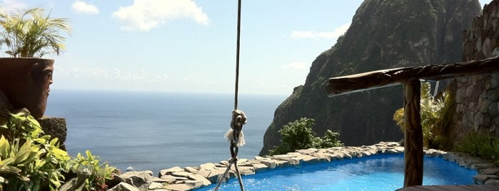 Ladera Resort is one of Hotels of the world.