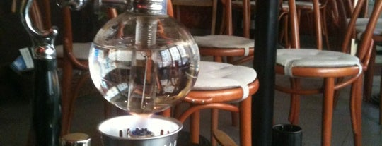 Al Cafetero is one of Kde si pochutnáte na kávě doubleshot?.