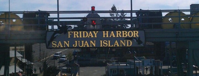Friday Harbor Ferry Terminal is one of Seattle.