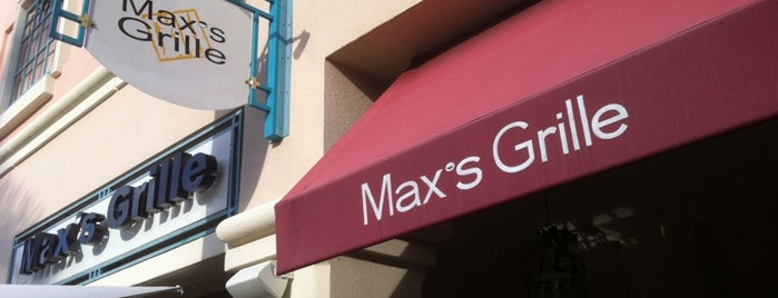 Max's Grille is one of My Boca Spots.