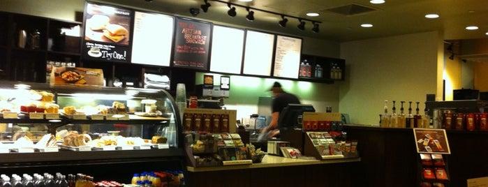 Starbucks is one of Lieux qui ont plu à Greg.
