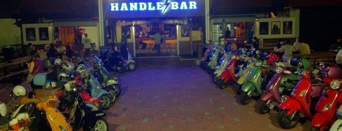 Handle Bar is one of Great Places.
