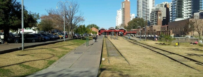 Parque Norte is one of TURISMO.