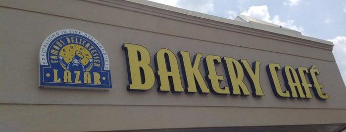 Lazar Bakery is one of Restaurants - Mississauga/Brampton/Oakville.