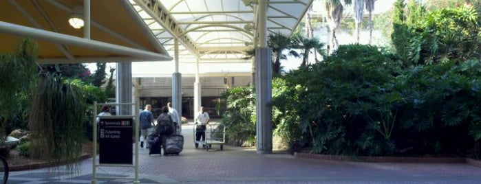 Orlando International Airport (MCO) is one of Airports I've Pee'd In.