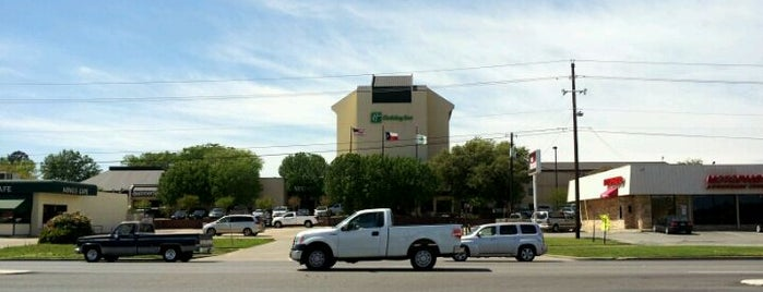 Holiday Inn Tyler-South Broadway is one of Hopster's Hotels.