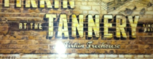 Firkin at the Tannery is one of Davidさんのお気に入りスポット.